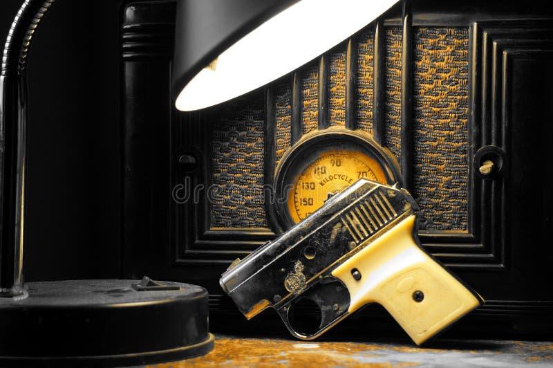 Klein Pistool stock afbeelding