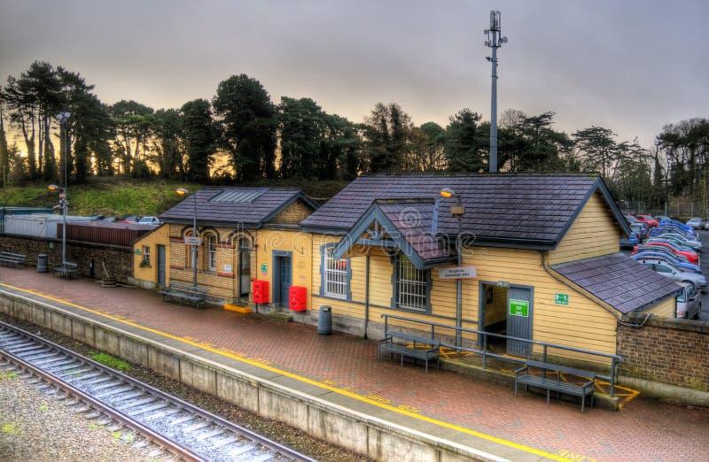 Download Klein station stock foto. Afbeelding bestaande uit vreedzaam - 10780744