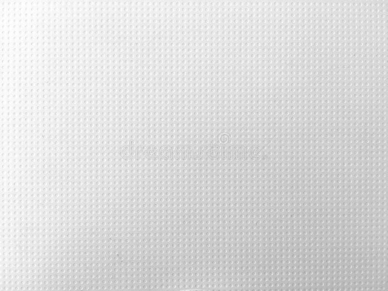 Klein zwel de witte achtergrond van de punttextuur stock fotografie