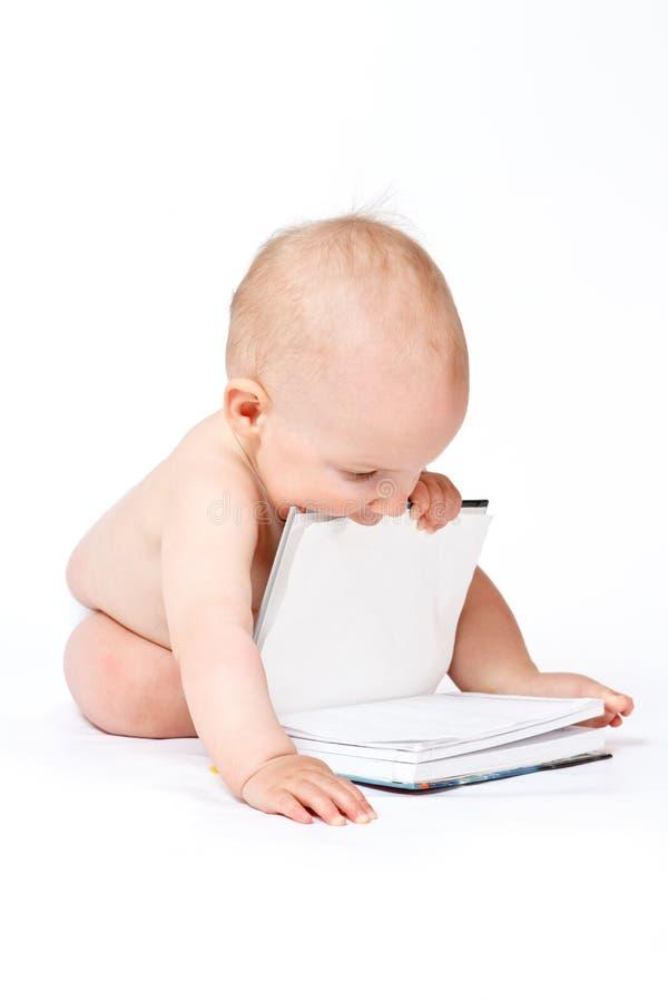 Kleine babyjongen royalty-vrije stock afbeeldingen