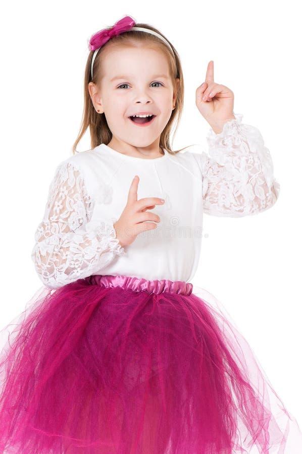 Kleine Ballerina stockbilder