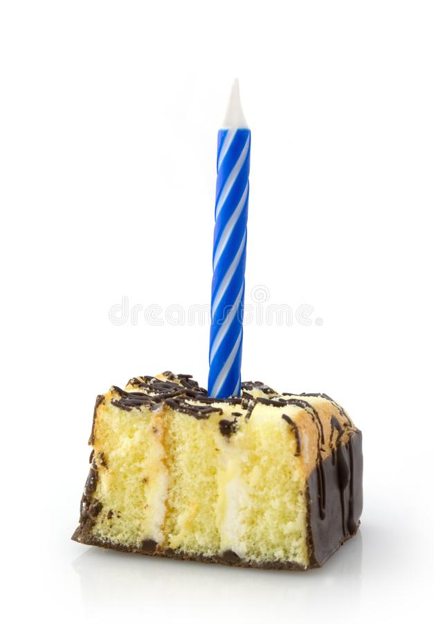 Kleine cake royalty-vrije stock afbeelding