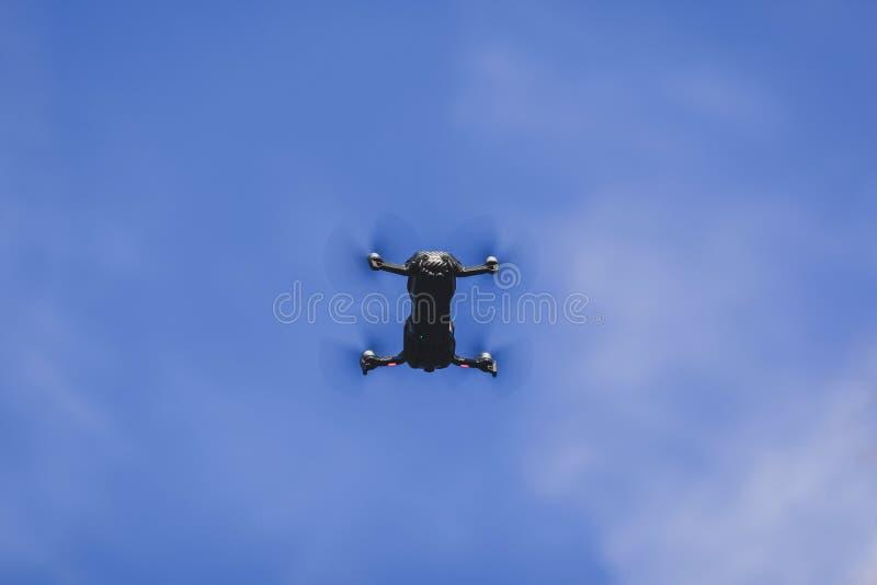 Kleine Drohne lizenzfreie stockfotos