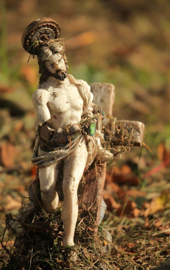 Kleine Jesus-Abbildung lizenzfreies stockbild