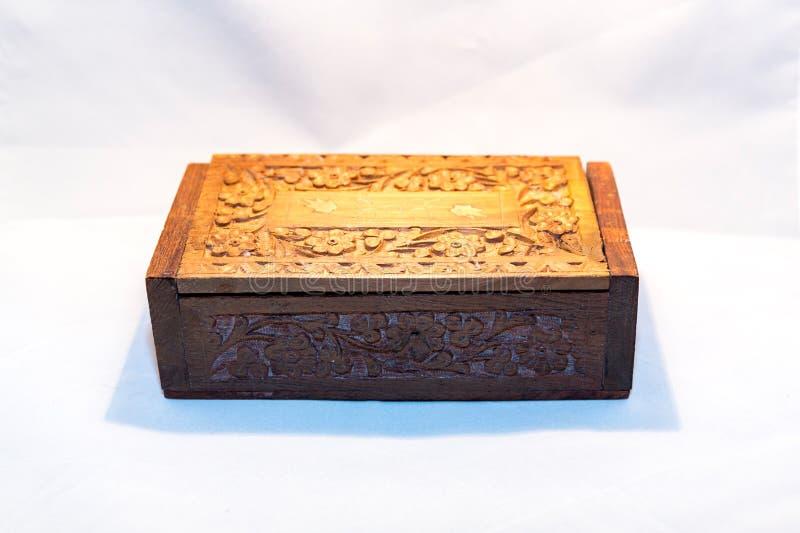 Kleine kist voor kostbaarheden royalty-vrije stock afbeelding