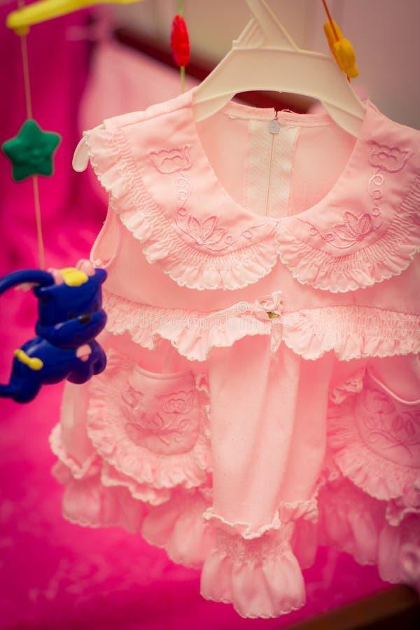 Kleine kleding stock afbeelding