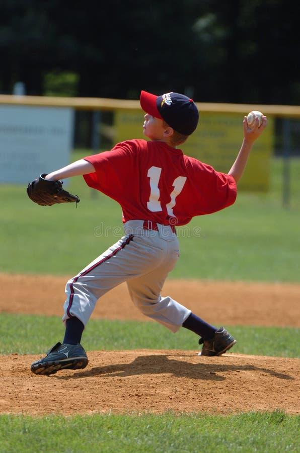 Kleine Liga-Baseball lizenzfreie stockbilder