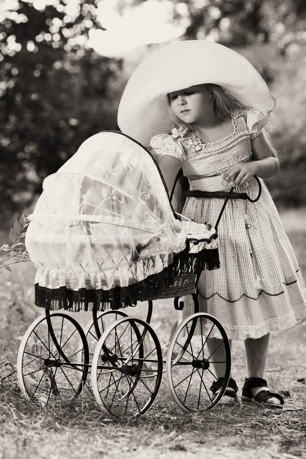 Kleine Mutter stockfotos