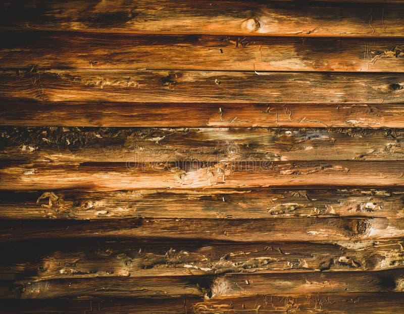 Kleine oude logboekenachtergrond voor ideeën royalty-vrije stock foto's