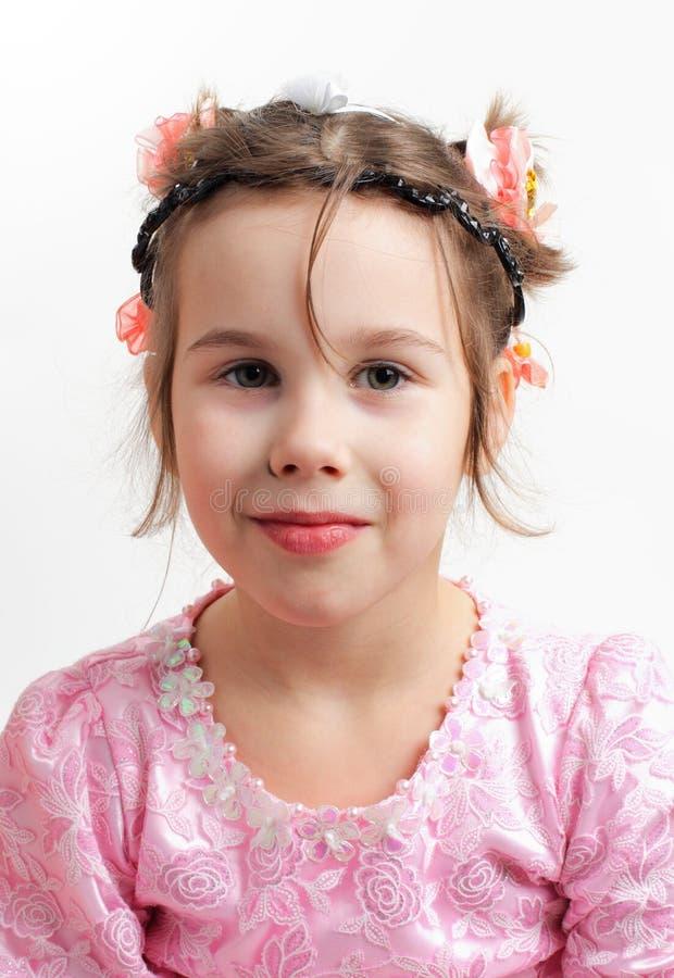 Kleine Prinzessin lizenzfreie stockfotos