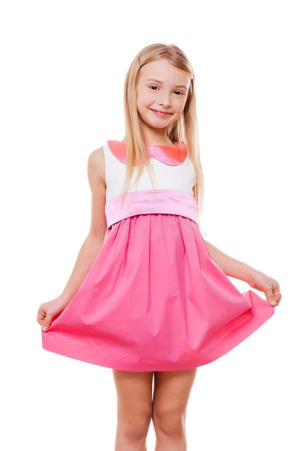 Kleine Prinzessin. lizenzfreie stockbilder