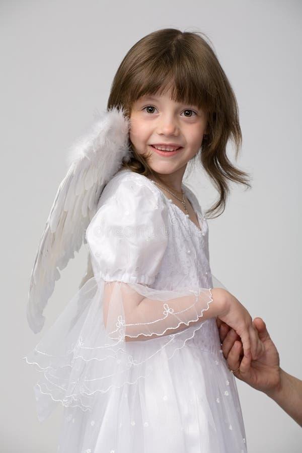 Kleine Prinzessin lizenzfreie stockbilder