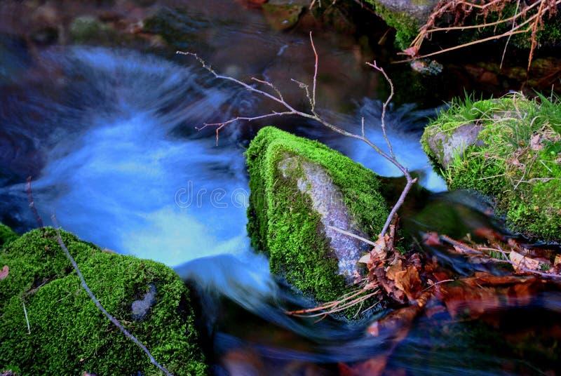 Kleine rivier stock fotografie
