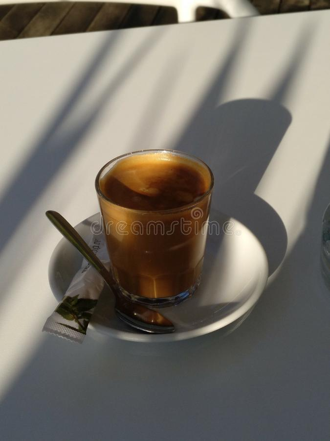 Kleine Spaanse latte stock fotografie