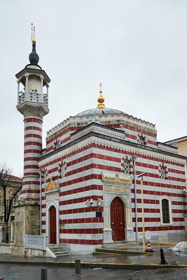 Kleine Vilayet-Moschee lizenzfreie stockbilder