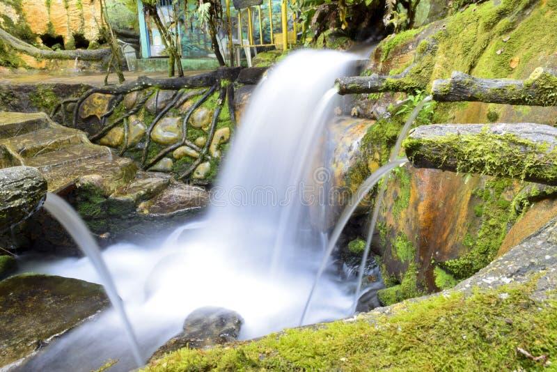 Kleine Waterval stock afbeeldingen