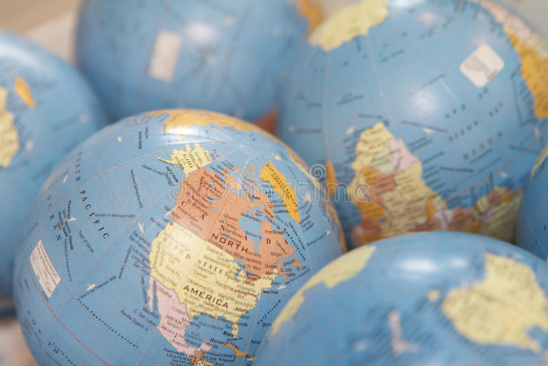 Kleine Wereld royalty-vrije stock afbeeldingen