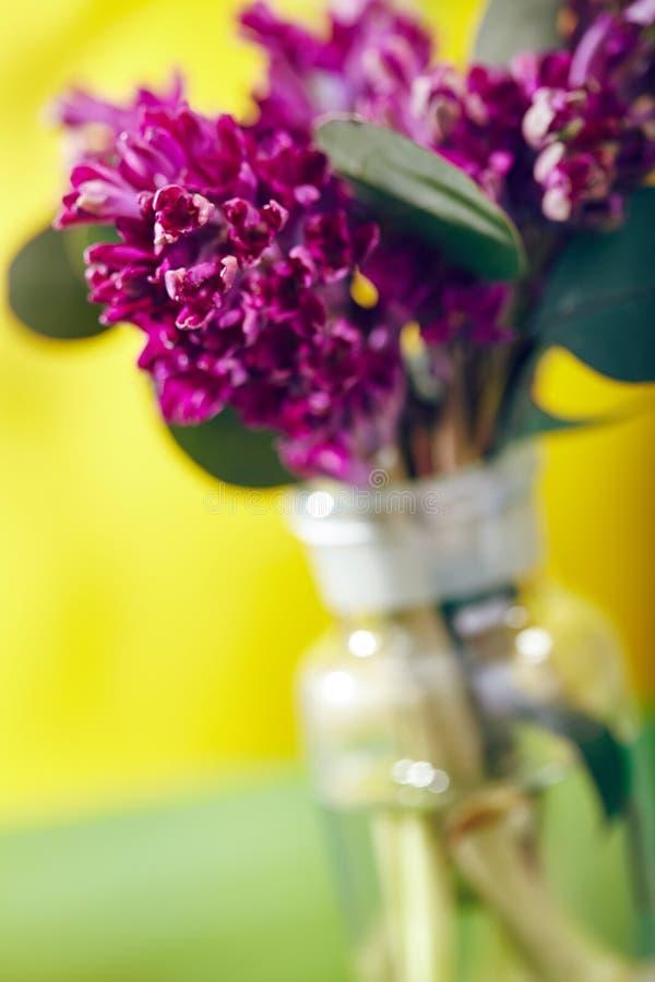 Kleiner Blumenstrauß der Blume stockfoto