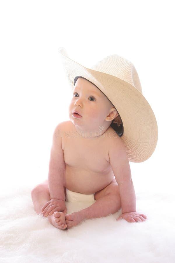 Kleiner Cowboy 3 lizenzfreie stockbilder