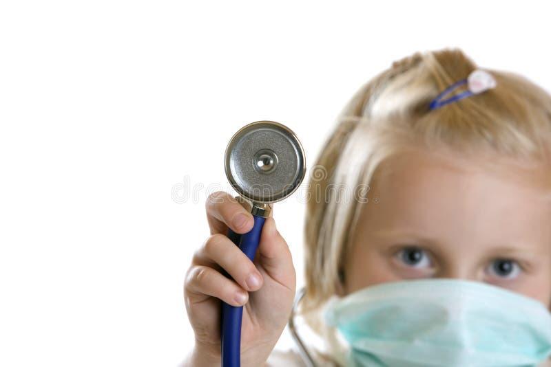 Kleiner Doktor lizenzfreies stockfoto