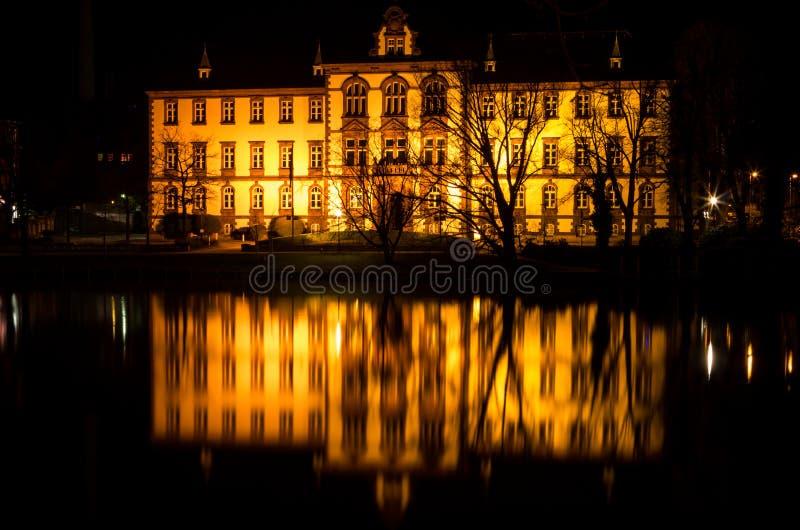 Kleiner Kiel en Ministerie van justitie royalty-vrije stock fotografie