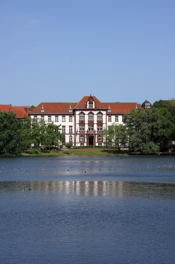 Kleiner Kiel en Ministerie van Rechtvaardigheid royalty-vrije stock afbeeldingen