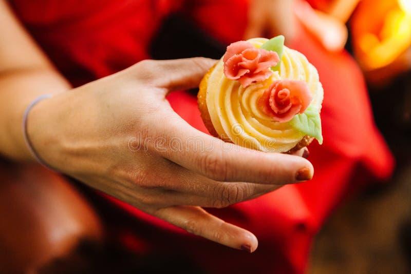 Kleiner Kuchen lizenzfreie stockfotografie