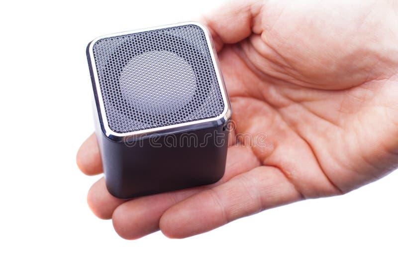 Download Kleiner Lautsprecher stockbild. Bild von ansicht, bild - 27733669