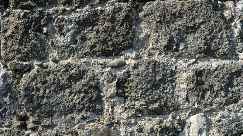 Kleiner Steinauszug stockbild