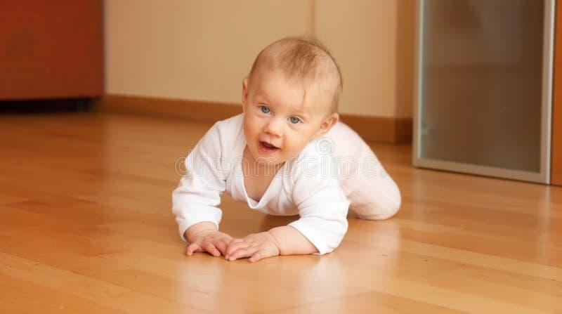Kleines Baby stockbilder