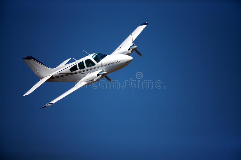Kleines Flugzeug stockfotos