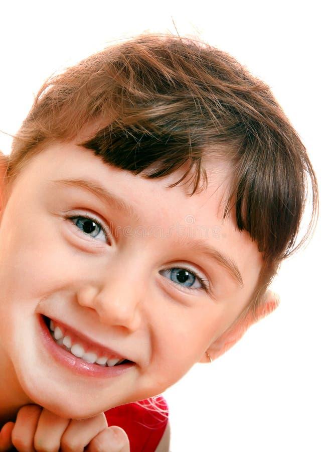 Kleines Mädchen-Portrait lizenzfreie stockfotografie