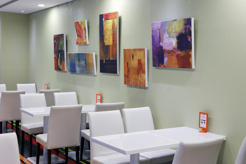 Kleines Restaurant Taipehs stockfotografie