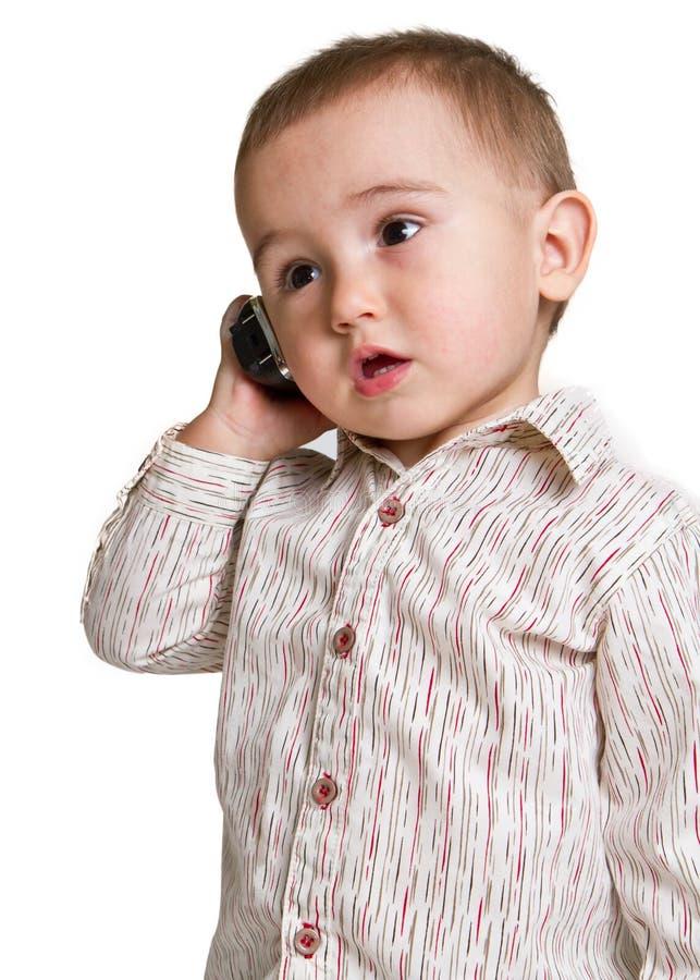 Mutter Ist Am Telefon