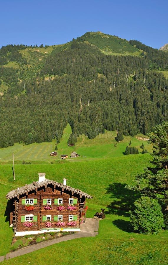 Download Kleinwalsertal,Austria stock image. Image of kleinwalsertal - 22523003