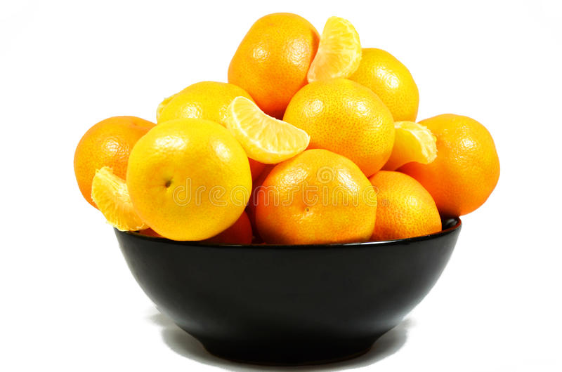 Klementinen lizenzfreie stockfotografie