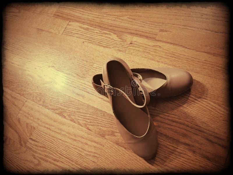 Klepnięcie buty obraz royalty free