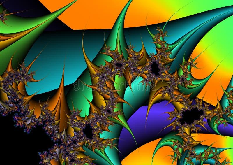 Download Kleur stock illustratie. Illustratie bestaande uit regenboog - 35622