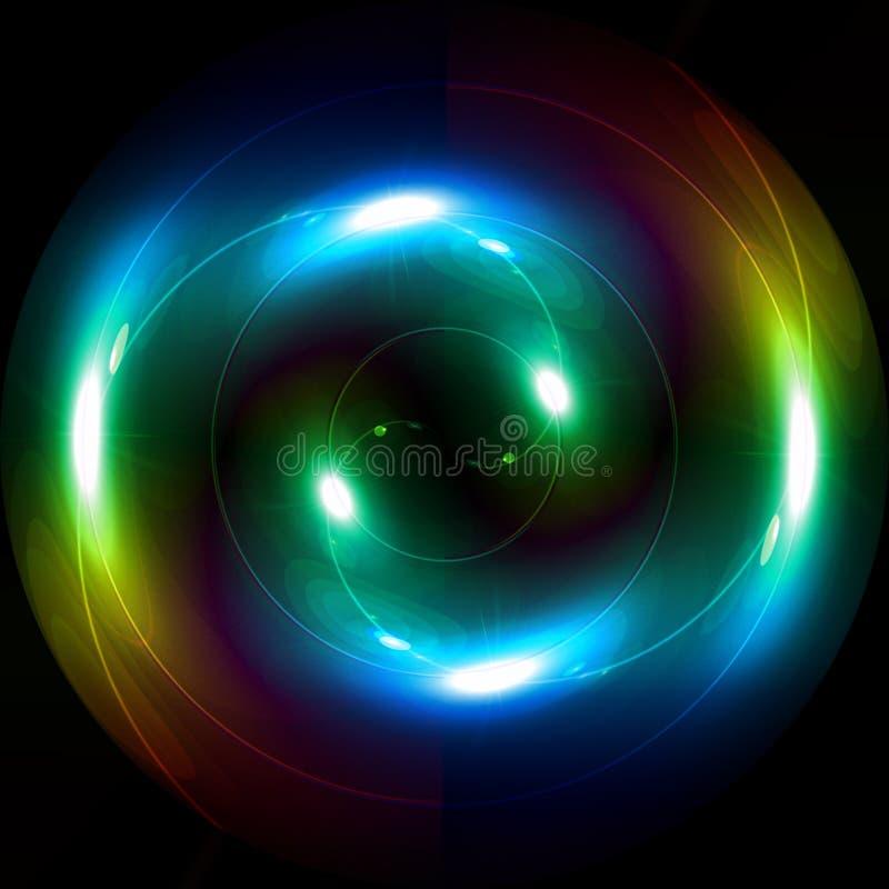 Kleur 81 vector illustratie
