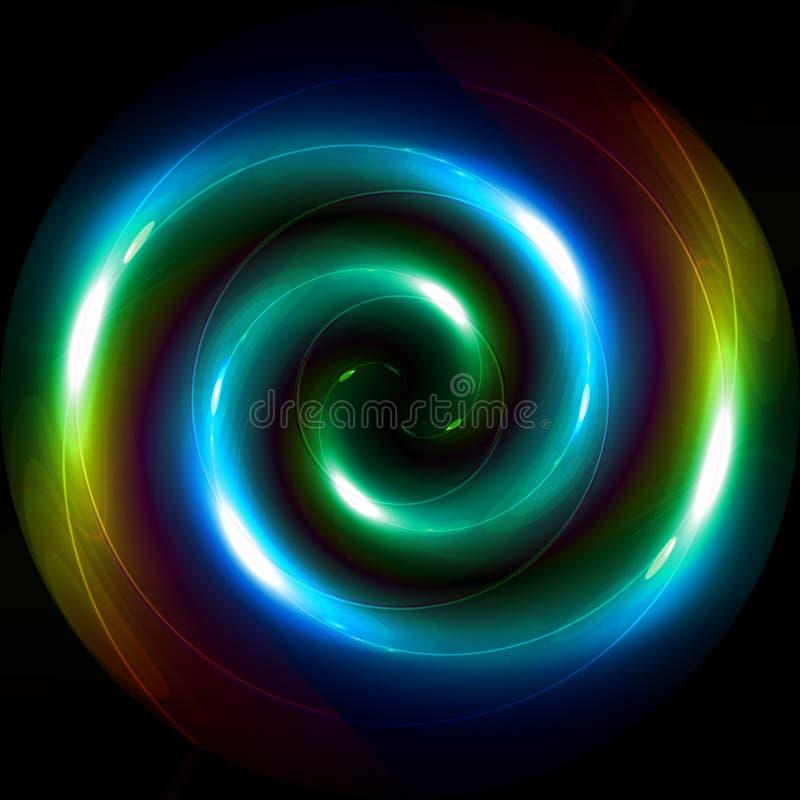 Kleur 82 vector illustratie