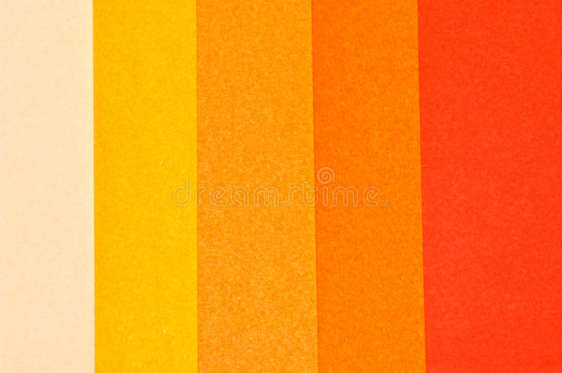 kleurdiepte rode document kleur stock foto's
