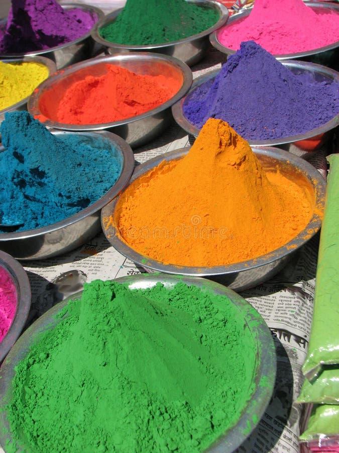Kleuren stock foto