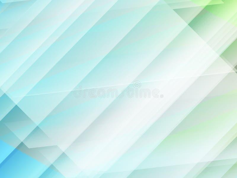 Kleuren Abstracte Achtergrond vector illustratie