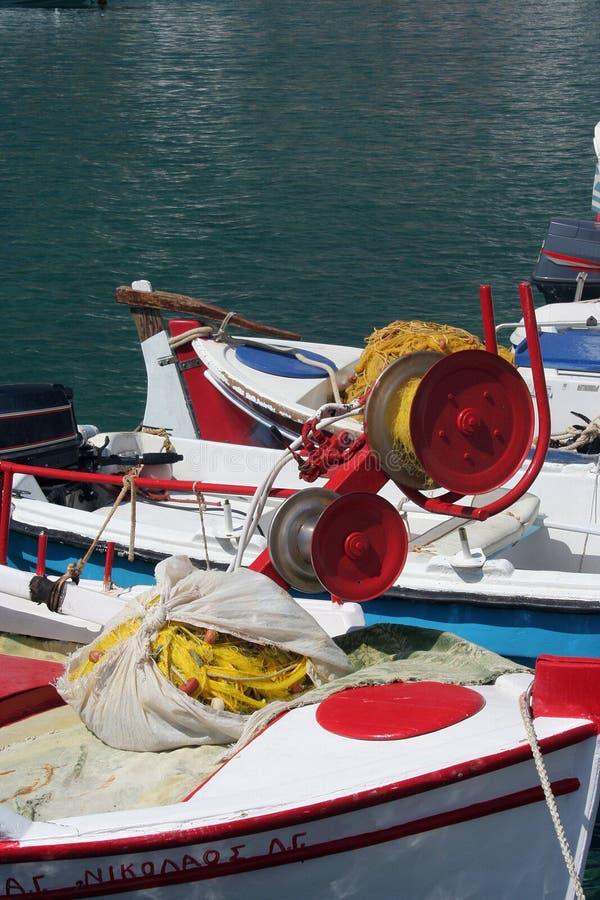Kleuren in Andros royalty-vrije stock fotografie