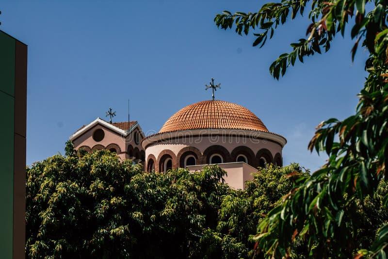Kleuren van Cyprus stock afbeeldingen