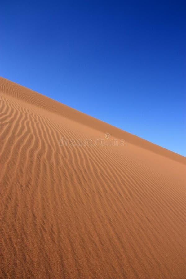 Kleuren van de woestijn royalty-vrije stock fotografie