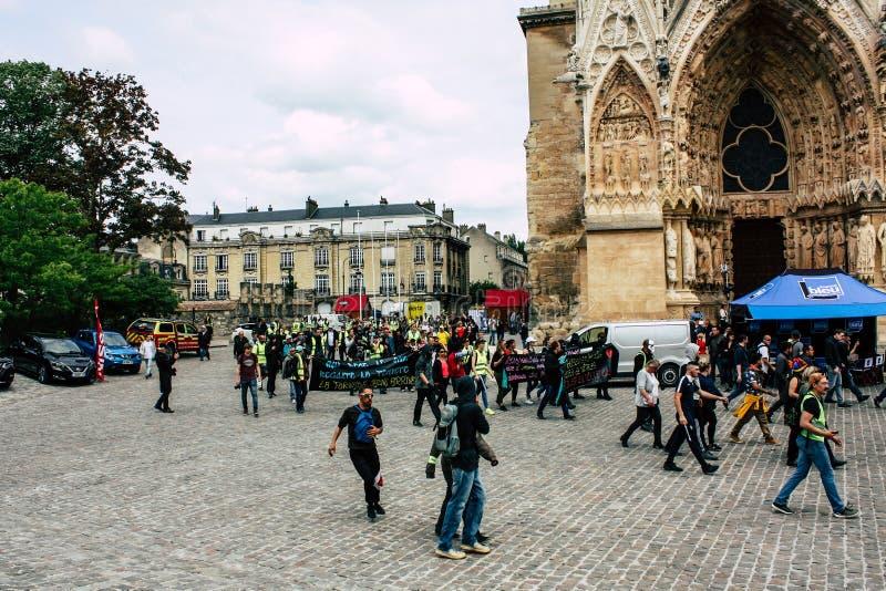 Kleuren van Frankrijk stock foto