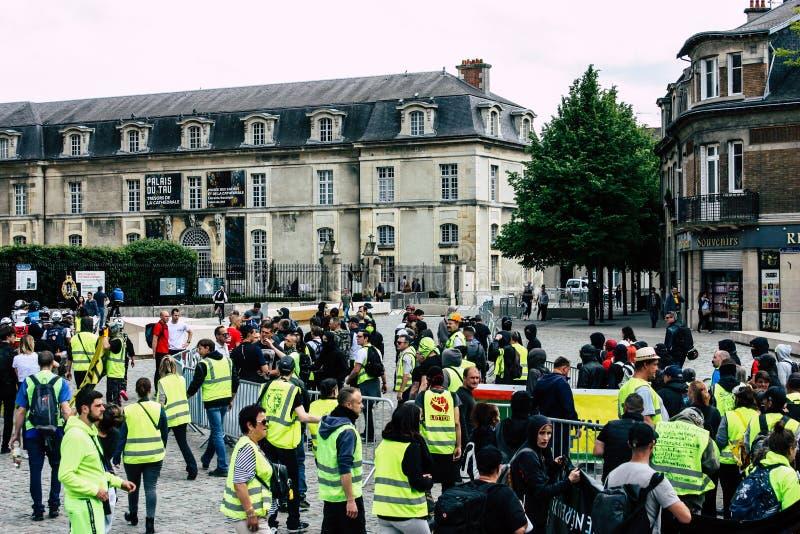 Kleuren van Frankrijk royalty-vrije stock foto