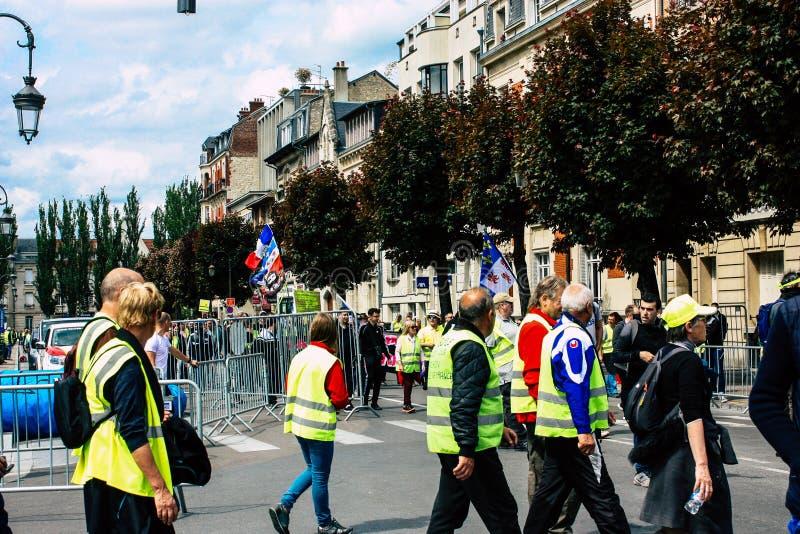 Kleuren van Frankrijk royalty-vrije stock afbeeldingen