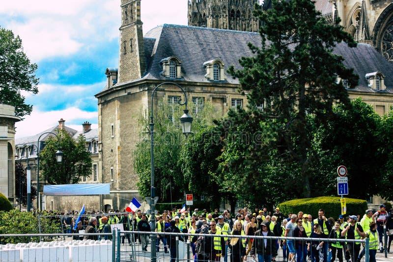Kleuren van Frankrijk stock foto's